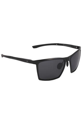 b05601d100 Buy GIO COLLECTION Mens Wayfarer Polycarbonate Sunglasses ...