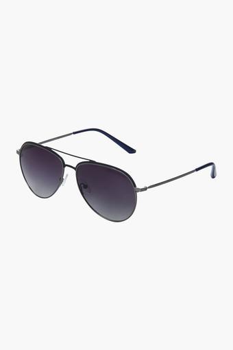 Unisex Aviator Polarized Sunglasses - AZ60011C035