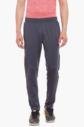 ALCISMens Slim Fit Solid Track Pants - 203098749