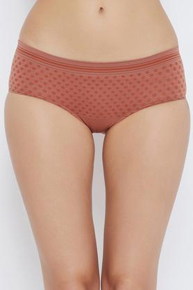 Womens Polka Dots Hipster Briefs Pack of 3