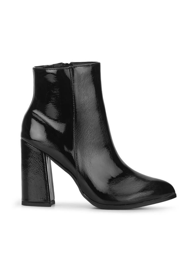 Womens Party Wear Zipper Closure Boots