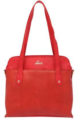 LAVIE Womens Zipper Closure Satchel Handbag - 203839777