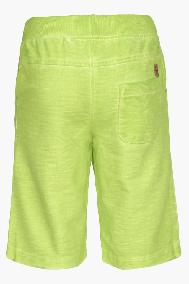 Boys 3 Pocket Slub Shorts