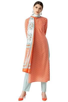 4e5c8eaf97 Womens Tie Up Neck Solid Embroidered Top. ₹ 1150