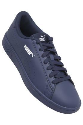 PUMA Mens Casual Wear Lace Up Sneakers