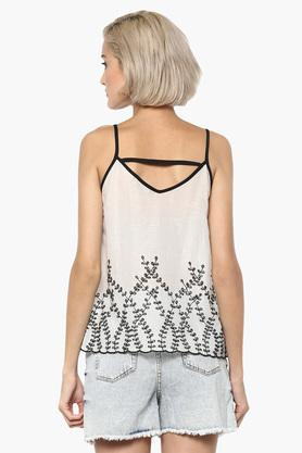 Womens Printed Casual Top