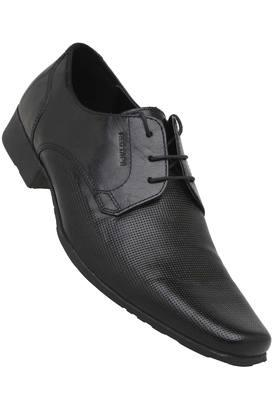 RED TAPE Mens Leather Lace Up Derbys - 203578685