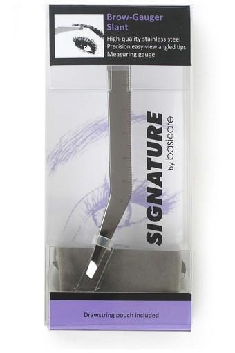 Signature Brow - Gauger Slant
