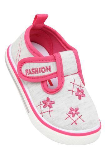 Girls Velcro Closure Sneakers