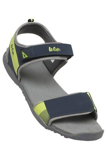 47ae6bf7731 Buy LEE COOPER Mens Velcro Closure Casual Sandals