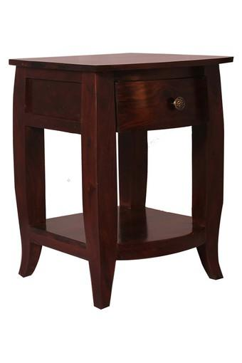 Brown Momsen Bed Side Table
