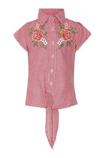 TINY GIRL -  RedTopwear - Main