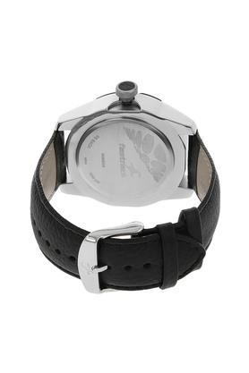 Mens Analogue Leather Watch - NK3099SL02