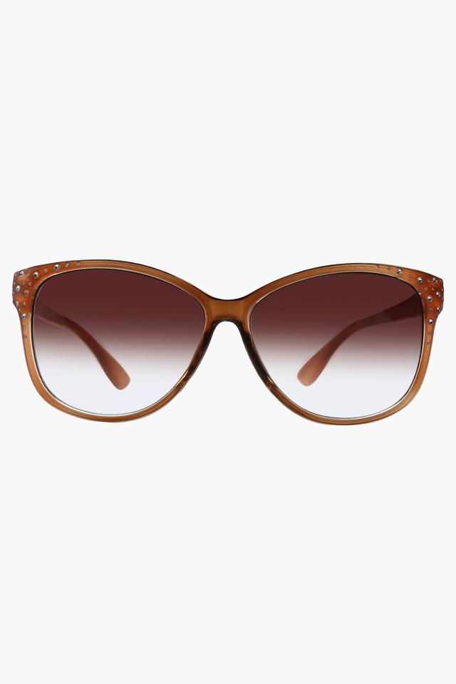 Womens Full Rim Square Sunglasses - 19459-53559