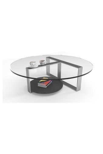 Silver Tavolino coffee table