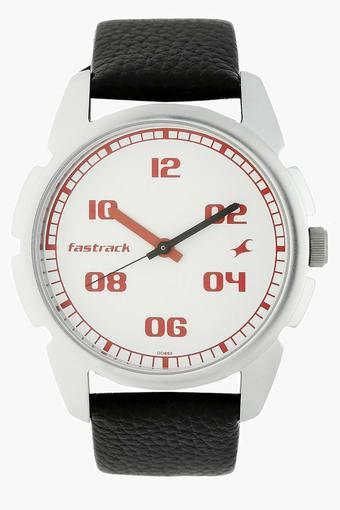 c60a273eda Buy FASTRACK Bare Basic Analog Watch - NG3124SL01C | Shoppers Stop
