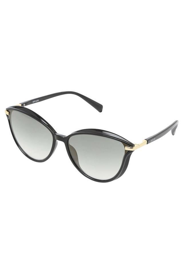 Womens Full Rim Cat Eye Sunglasses - OP-1665-C01