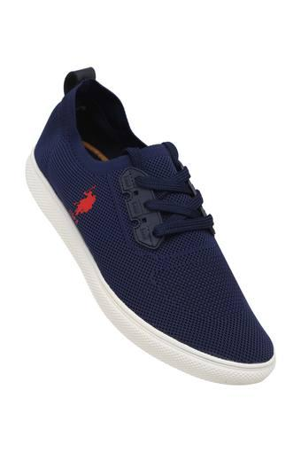 Buy U.S. POLO ASSN. Mens Mesh Lace Up
