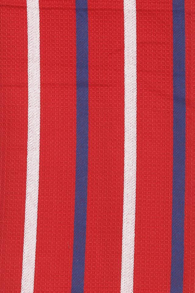 Rectangular Stripe Hand Towel