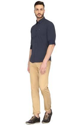 Mens Dot Pattern Shirt