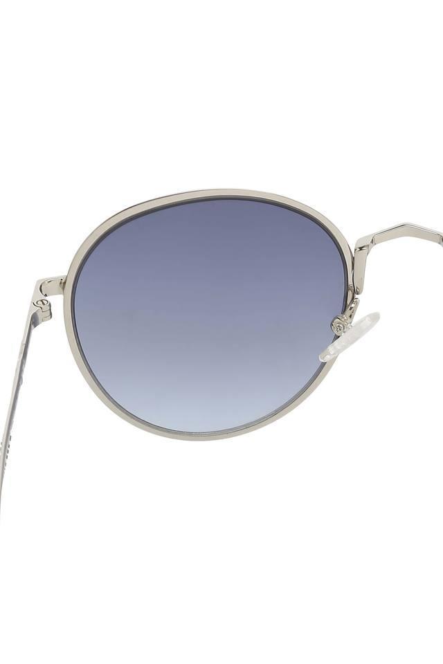 Unisex Round UV Protected Sunglasses