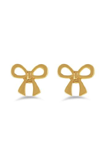 Womens Gold Plated Studs Earring