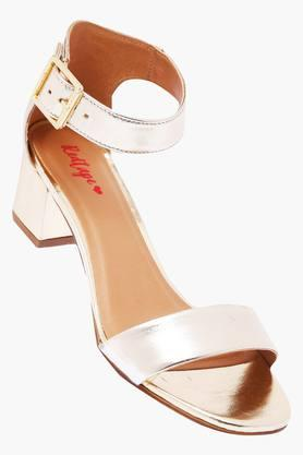RED TAPE Womens Party Wear Buckle Closure Heels