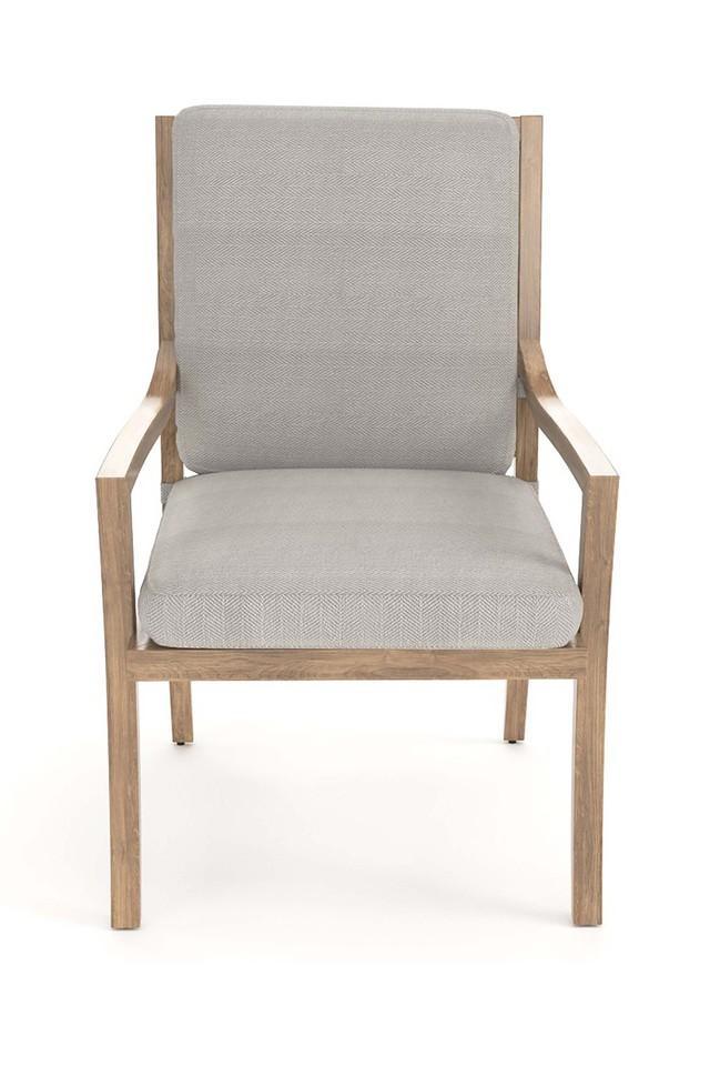Grey Misty garden Chair