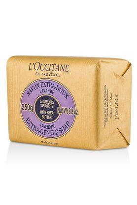 Unisex Lavender With Shea Butter Extra-Gentle Soap - 250Gm