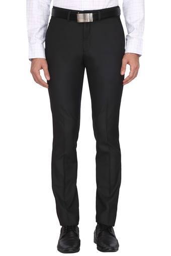 VETTORIO FRATINI -  BlackCargos & Trousers - Main