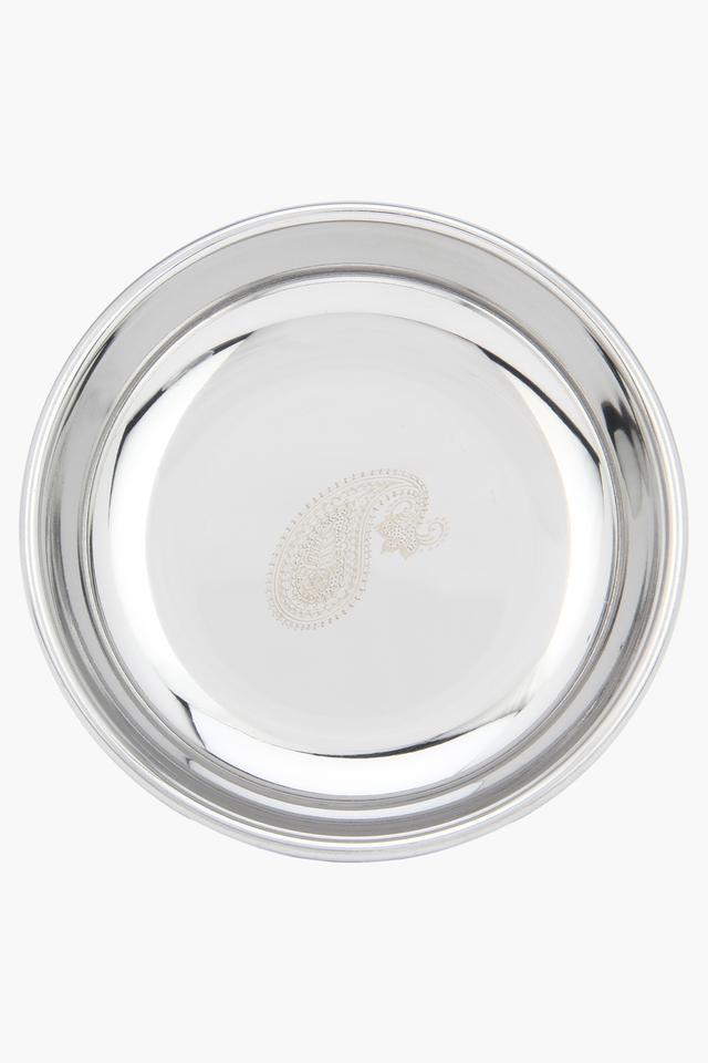 Paisley Dessert Plate