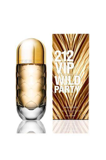 Womens 212 VIP Wild Party Eau De Toilette - 80ml