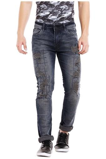 REX STRAUT JEANS -  Ink Blue Jeans - Main