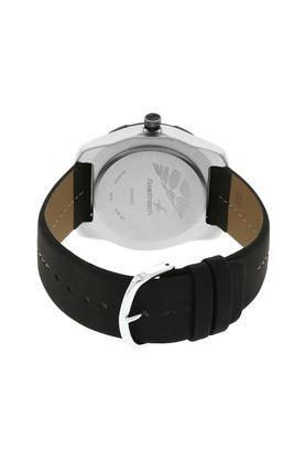 Mens Analogue Leather Watch - NK3015AL01