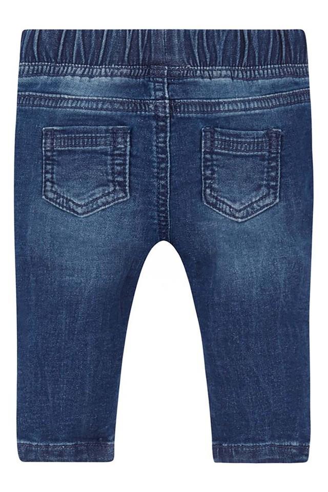 Boys 4 Pocket Whiskered Effect Capris