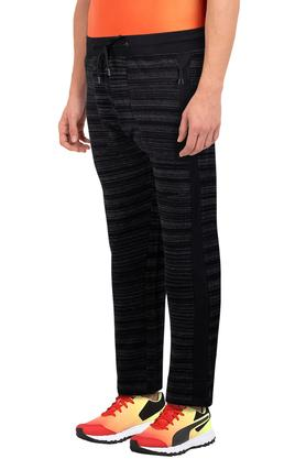 Mens Striped Track Pants