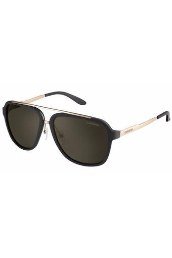 Unisex Browline UV Protected Sunglasses