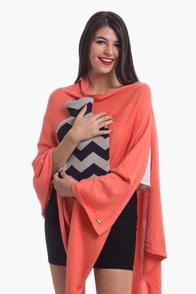 PLUCHINursing Poncho With Hot Water Bottle Cover - 203362029_7086