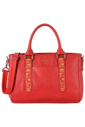 BAGGITWomens Zipper Closure Satchel Handbag - 204016589_9607