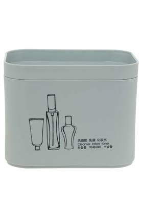 Rectangular Printed Cosmetic Organiser with Lid - 2.2L