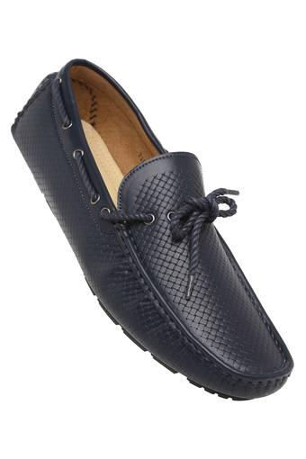 VETTORIO FRATINI -  Navy Sandals & Floaters - Main