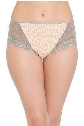 Womens Printed Hipster Briefs