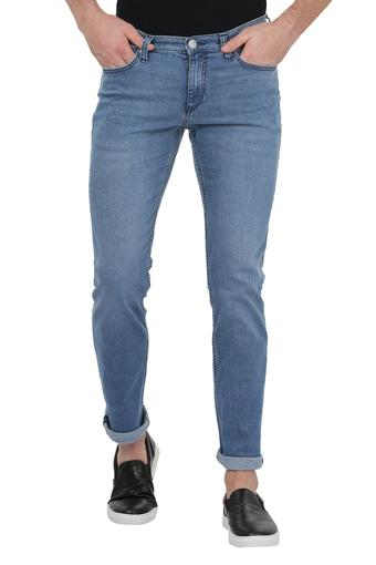 Mens Coated Low-Bruce Jeans
