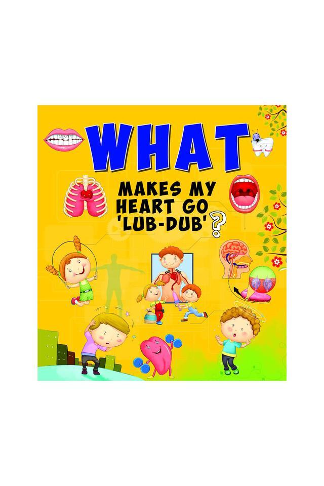 What Makes My Heart Go'Lub - Dub?