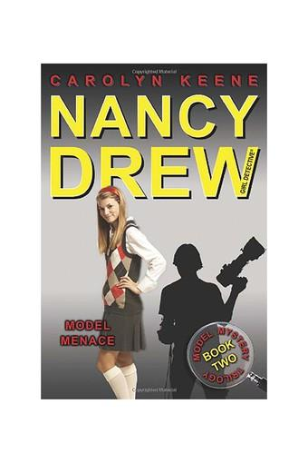 Model Menace: Book Two in the Model Mystery Trilogy (Nancy Drew (All New) Girl Detective)