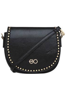 E2OWomens Snap Closure Sling Bag