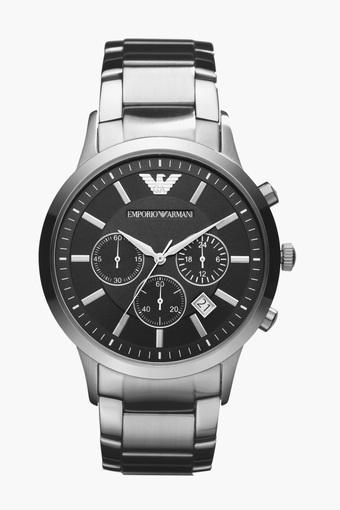 Mens Analogue Stainless Steel Watch - AR2434I