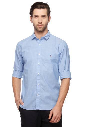 LOUIS PHILIPPE SPORTS -  BlueShirts - Main