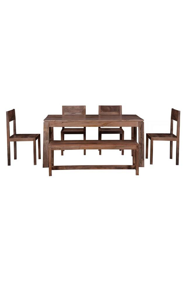 Brown Boby Dining Set