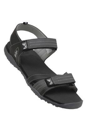 Mens Casual Wear Velcro Closure Floaters